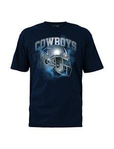 Dallas Cowboys Helmet T-shirt