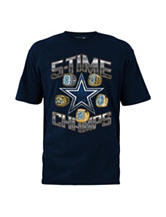 Dallas Cowboys 5-Time Champs T-shirt