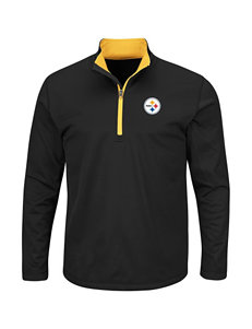 NFL Black / Gold Tees & Tanks NFL