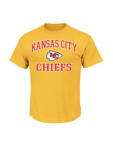 Kansas City Chiefs Heart & Soul T-shirt