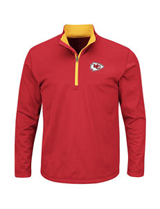 Kansas City Chiefs 1/4 Zip Pullover
