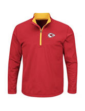 Kansas City Chiefs 1/4 Zip Pullover