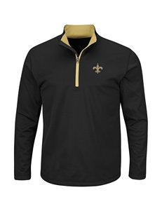 NFL Black / Gold Tees & Tanks NFL