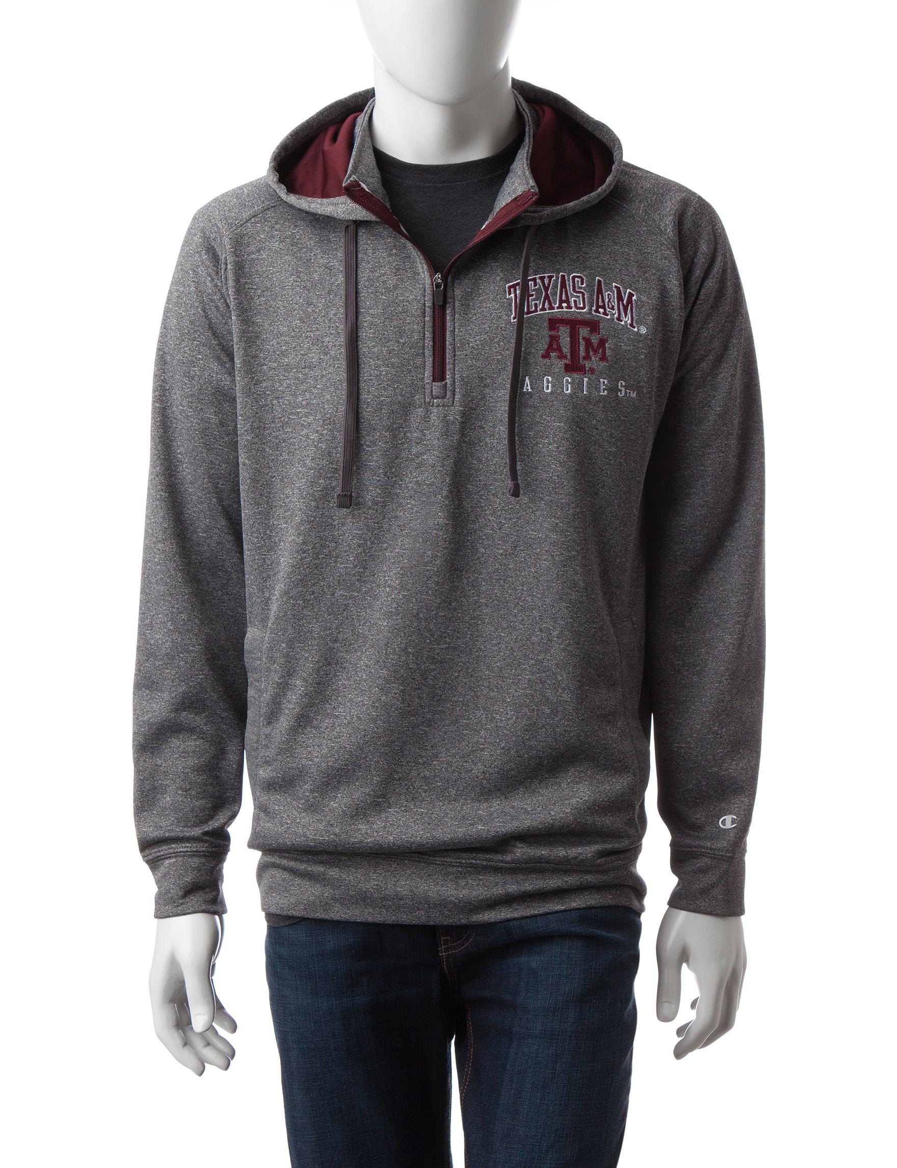 NCAA Grey Sweaters NCAA