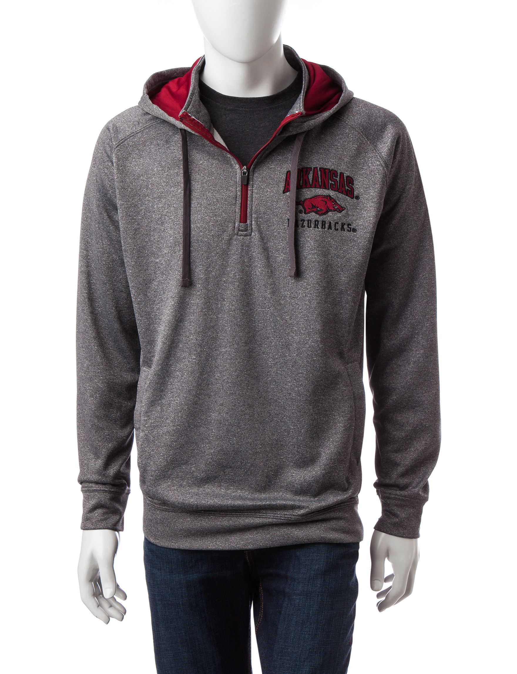 NCAA Grey Sweaters