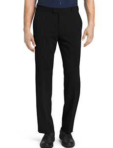 Van Heusen Black Straight