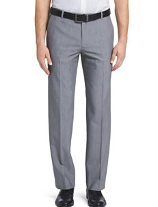 Van Heusen Grey Straight
