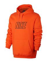 Nike® Fleece Block Hoodie