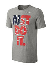 Nike® Just Do It Flag T-shirt
