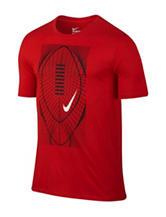 Nike® Football T-shirt