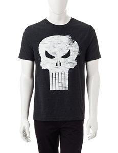 Marvel Classic Punisher Screen Print T-Shirt