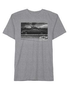 Licensed Grey Tees & Tanks