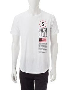 Hustle Hard Graphic T-shirt