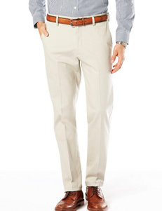 Dockers Light Beige Signature Stretch Slim Pant