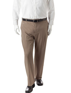 Van Heusen Big & Tall Flex Flat Front Dress Pants