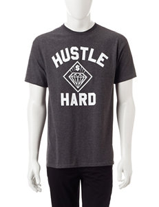 Hybrid Charcoal Tees & Tanks