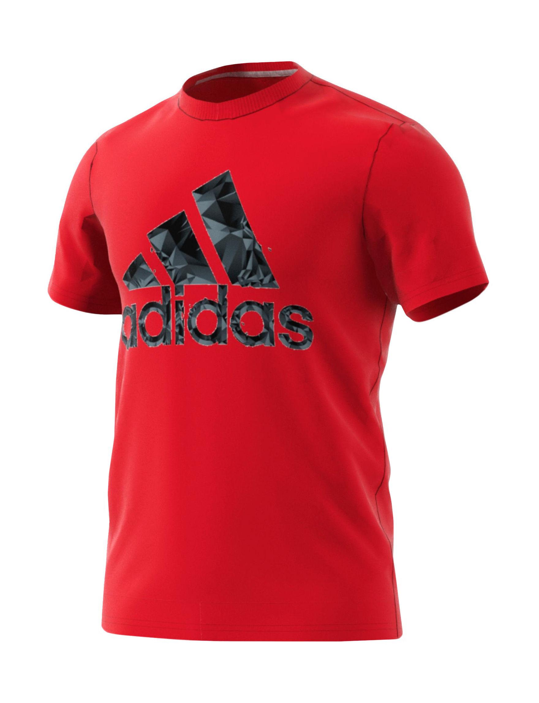 Adidas Scarlet Tees & Tanks