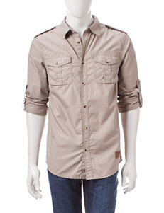 Buffalo Blu Sargent Woven Shirt