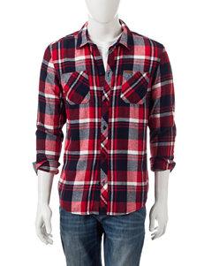 Buffalo Blu Saul Plaid Shirt