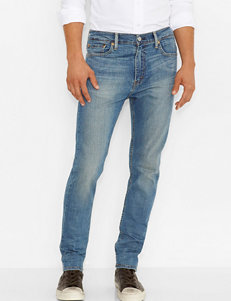 Levis 510 Relaxed Straight Jeans
