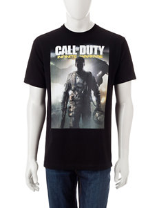 Call Of Duty Infinite Screen Print T-Shirt