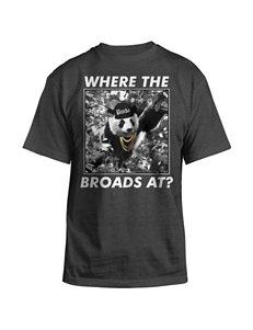 Hybrid Where The Broads At Panda Shirt