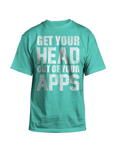 Hybrid Get Your Head Out Of Your Apps Shirt