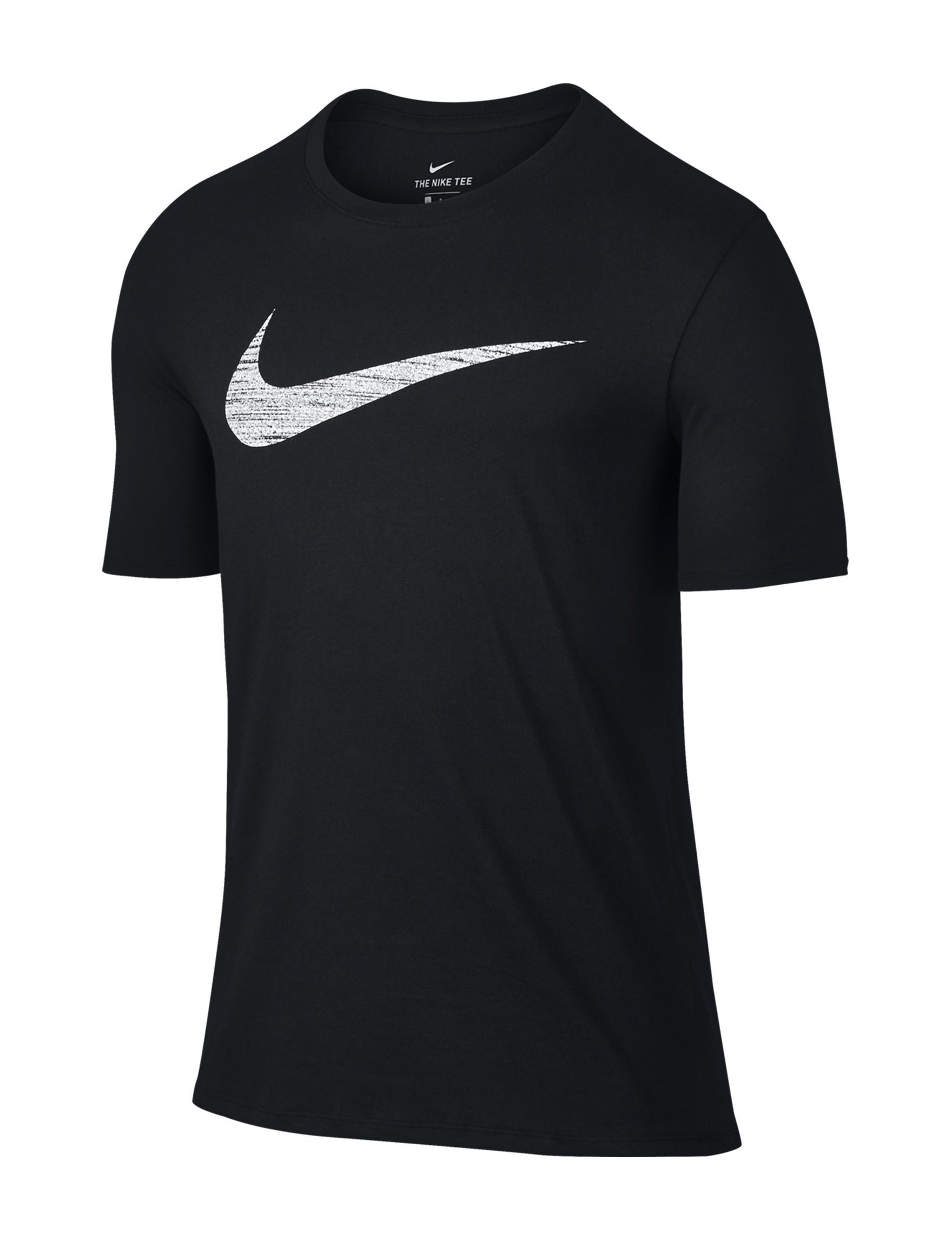 Nike Gray Tees & Tanks