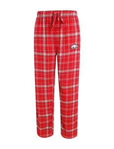 Arkansas Razorbacks Flannel Lounge Pants