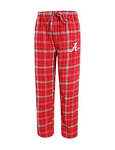 University of Alabama Flannel Lounge Pants