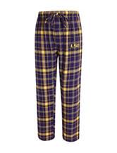 LSU Flannel Lounge Pants