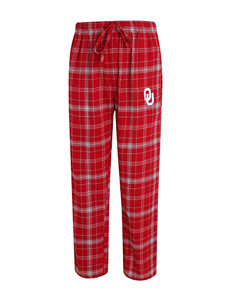 University of Oklahoma Flannel Lounge Pants