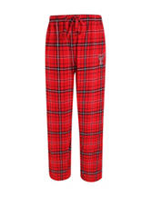 Texas Tech University Flannel Lounge Pants