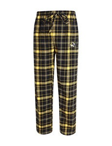 NCAA University of Missouri Plaid Pajama Pants