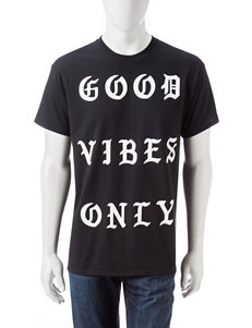 Popular Poison Good Vibes Only T-shirt