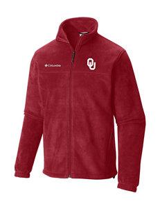 Oklahoma University Zip Jacket