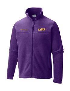Columbia Louisiana State University Fleece Jacket