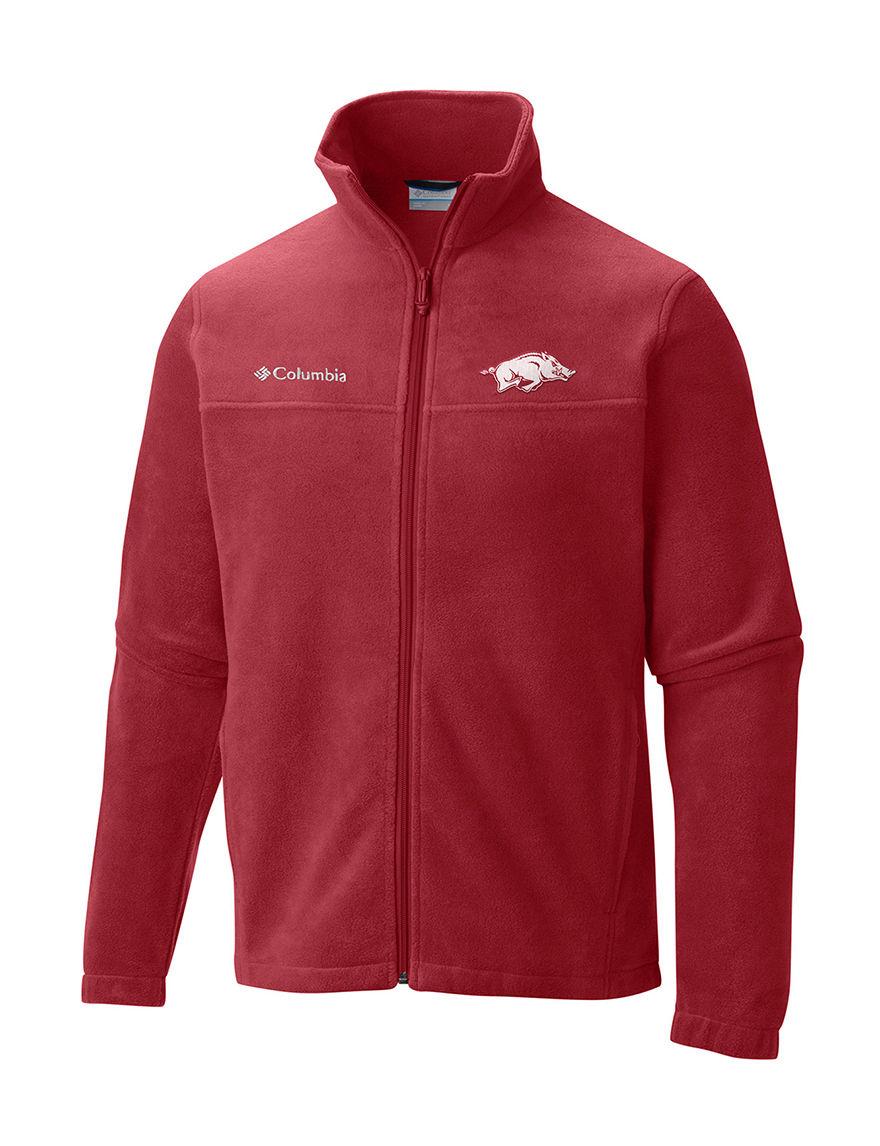 NCAA Red Velvet Sweaters