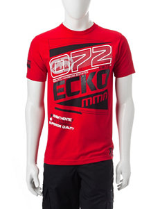 Ecko True Red Tees & Tanks
