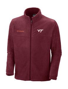 Columbia Virginia Tech Fleece Jacket