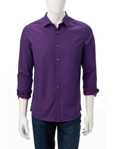Axist Stretch Button Front Shirt