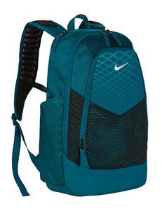 Nike Blue / Silver Bookbags & Backpacks