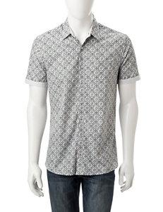 Signature Studio Multi Casual Button Down Shirts