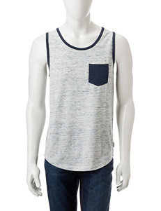 Ocean Current Rick Pocket Muscle Tank