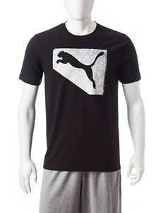 Puma Polygon Logo T-Shirt