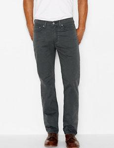 Levi's Grey Straight