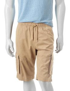 Rustic Blue Cargo Shorts