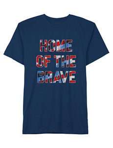 Hybrid Home of the Brave T-shirt