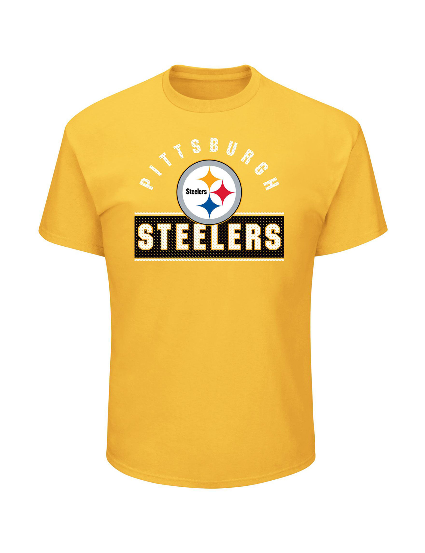NFL Yellow Tees & Tanks NFL