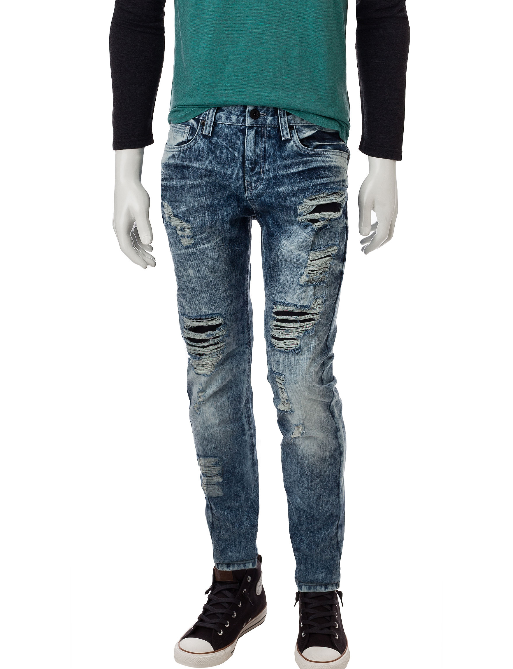 Marc Ecko Blue Slim